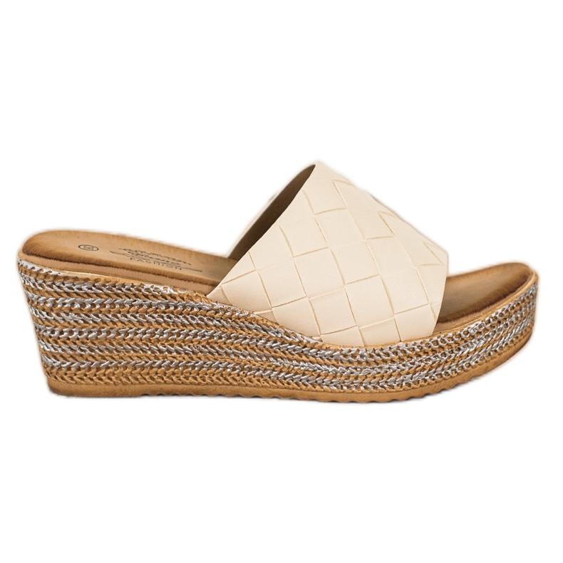 Bona Flip Flops béžový