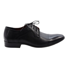 Černá klasická obuv Nikopol 210
