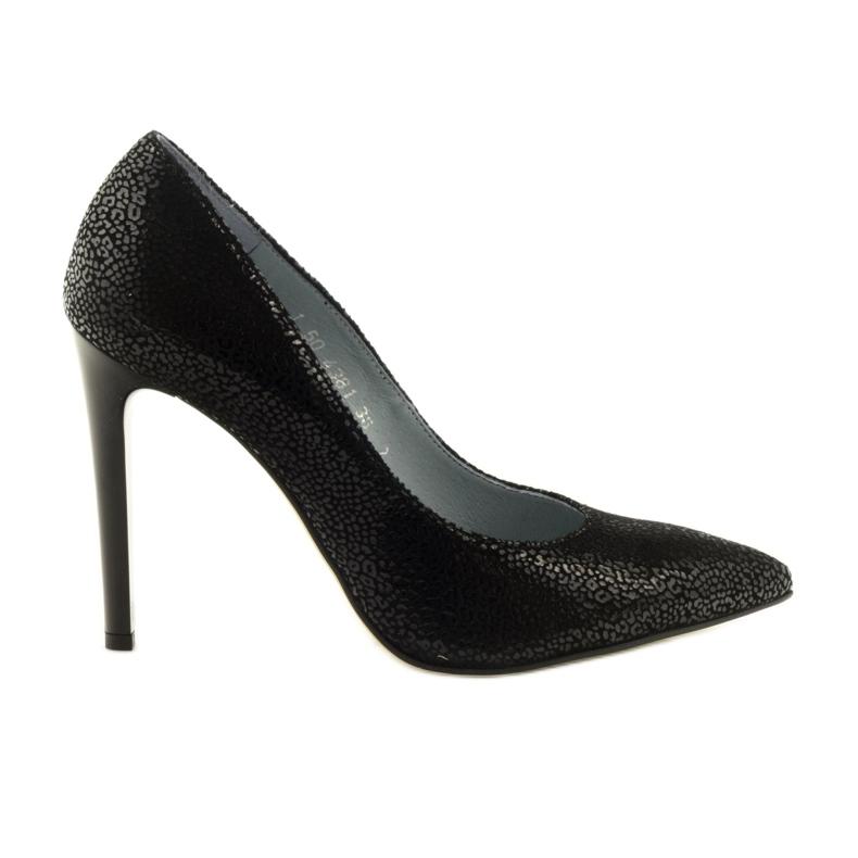 Dámská obuv Anis 4381 černá