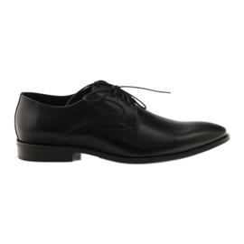 Pánská klasická obuv Pilpol 1329 černá