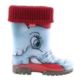 Dětské boty značky Demar s ponožkou