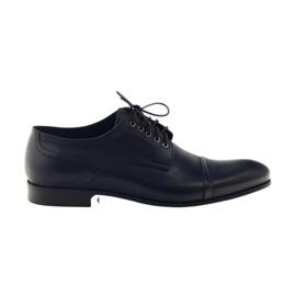 Oxford boty Pilpol 1607 tmavě modré