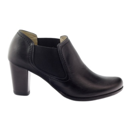 Dámské černé boty Gregors 553 černá