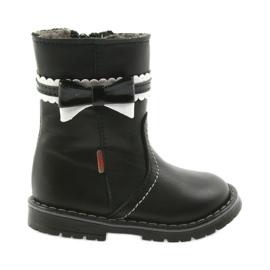 Dívčí boty Zarro 87/03 černá