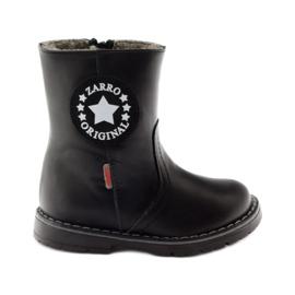 Dámské boty Zarro 89/00 černé