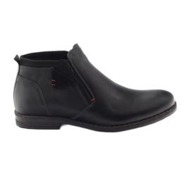 Pánské zimní boty Nikopol 622 černá