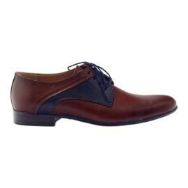 Pánská obuv Tur 328 hnědá