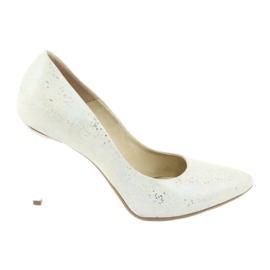 Espinto 456/96 dámské boty bílé