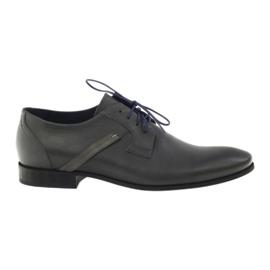 Pánská obuv Pilpol PC006 šedá