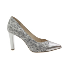 Caprice čerpadla ženské boty 22407 šedá