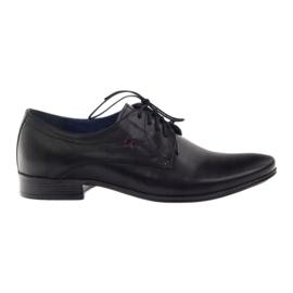 Černá Pánské boty Nikopol 1597 černé