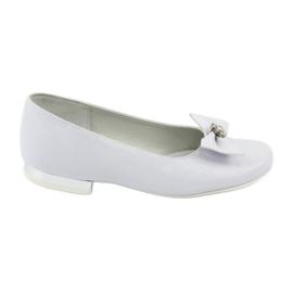 Dýně Communion balerína bílá Miko