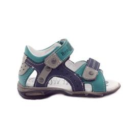 Plátky sandálech chlapců Ren But 1471 gr