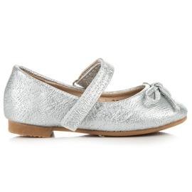 G2G/Good To Great Elegantní baleríny šedá