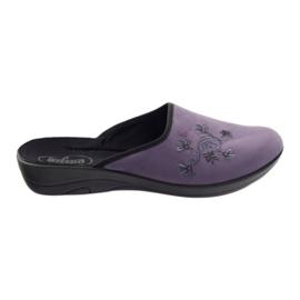 Befado dámské boty 552D006 nachový vícebarevný