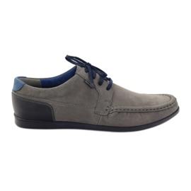 Badura 3175 šedá sportovní obuv