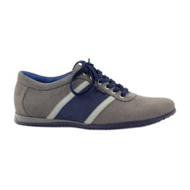 Šedá sportovní obuv Badura 3360