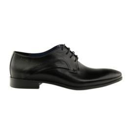 Černá Pantofle Badura 7589