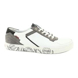 Badura 3361 sportovní obuv bílá