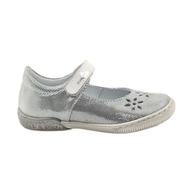 Dámské boty pro baleríny Ren But 3285 šedá