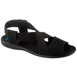 Černá Dámská obuv Adanex 17498