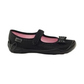 Befado dětské boty bačkory baleríny 114y240