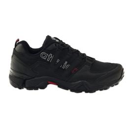 Černá sportovní obuv Atletico 8003
