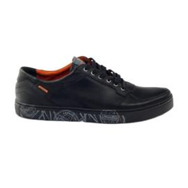 Pánská sportovní obuv Badura 3361 černá