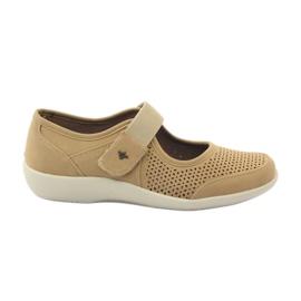 Super pohodlné boty Aloeloe hnědý