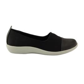 Velmi pohodlná obuv Aloeloe černá