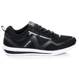 Ax Boxing Sportovní obuv pro volný čas černá