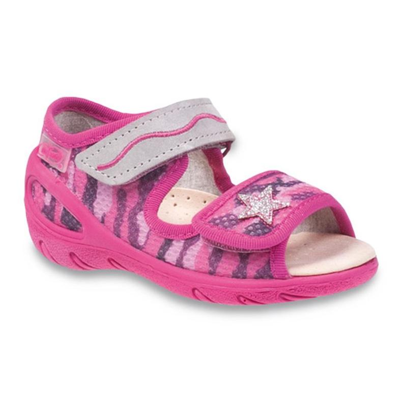 Dětské boty Befado pu 433X022 růžový