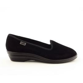 Befado dámská obuv pvc 262D008 černá