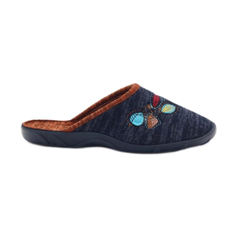 Befado barevné dámské boty pu 235D153