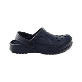 Befado ostatní dětské boty - granát 159Y003 válečné loďstvo