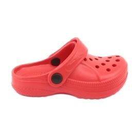 Befado další dětská obuv - červená 159Y005