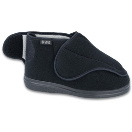 Pánské boty Befado pu orto 163M002 černá