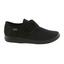Černá Pánské boty Befado pu 131M003