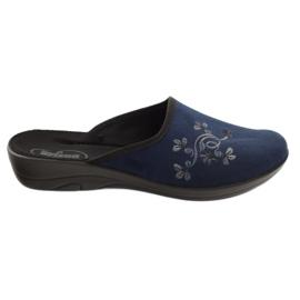 Befado dámské boty pu 552D005 válečné loďstvo
