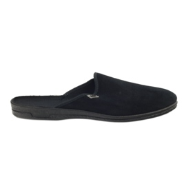 Černá Befado pánské boty pvc 715M009