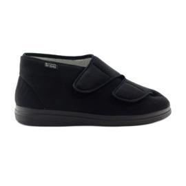 Befado dámské boty pu 986D003 černá