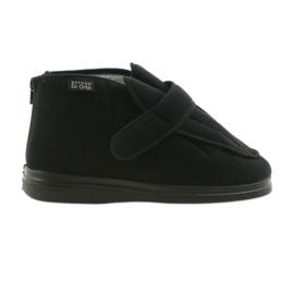 Befado pánské boty pu orto 987M002 černá