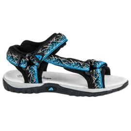 American Club Americké sandály pro mládež modrý