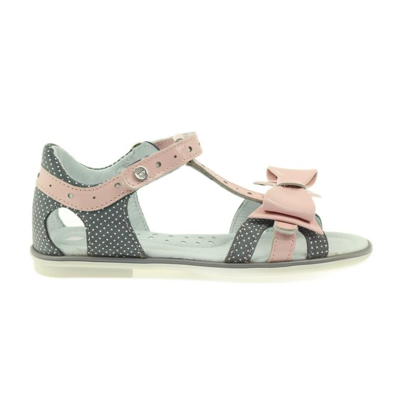 Sandály oblékají Bartek 36182 šedé