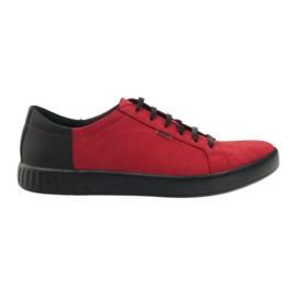 Sportovní obuv Badura 3356 červená