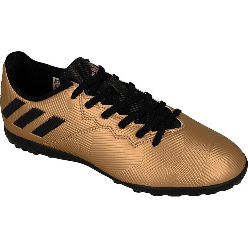 Adidas Messi 16,4 Tf Jr BA9864 zlato