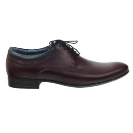 Tur Pánské kožené boty