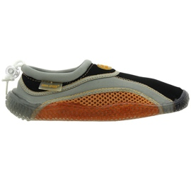 Aqua-Speed Jr. neoprenové plážové boty hnědé [ 'vícebarevná']