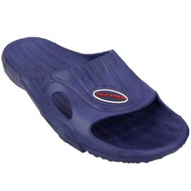 Aqua-Speed Arizona M pantofle. Navy blue válečné loďstvo