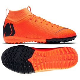 Fotbalová obuv Nike Mercurial SuperflyX 6 Akademie Gs Tf Jr AH7344-810